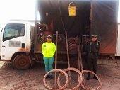 Polic�a Meta frustr� hurto al sector petrolero en Rubiales