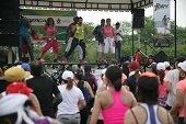 Con artes marciales mixtas, aer�bicos y tonificaci�n, Indercas promueve h�bitos y Estilos de Vida Saludable