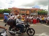 Anuncian operativos contra vendedores ambulantes a la salida de colegios de Yopal