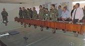 Brigada XVI conmemor� el d�a de los profesionales oficiales de la Reserva