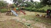 Llano Vargas recuper� el parque del sector gracias al esfuerzo de entidades p�blicas y privadas