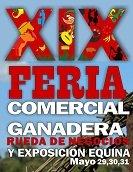 En Man� este fin de semana XIX Feria Comercial Ganadera, Rueda de Negocios y exposici�n equina