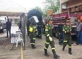 Operatividad de la Policía  durante el fin de semana en Casanare