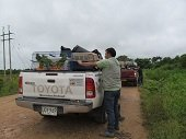 Fauna silvestre decomisada en Bogot� fue liberada en el Hato La Aurora al norte de Casanare