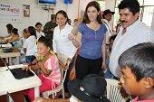 """GeoPark y el MinTIC entregaron primer kiosco digital en el corregimiento de """"La Hermosa"""" en Casanare"""