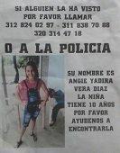 En el sur de Casanare buscan a niña desaparecida en Villavicencio