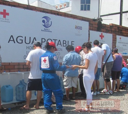Revive crisis por Agua Potable en Yopal