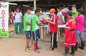 Campa�a de recolecci�n de elementos para las comunidades Ind�genas de Paz de Ariporo