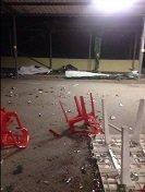 Base militar en Saravena - Arauca fue atacada con explosivos