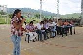 Sesión descentralizada del Concejo de Yopal en la vereda La Niata