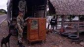 Ejército Nacional asiste a damnificados por el invierno en Hato Corozal