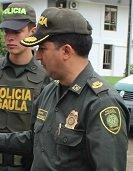 Nuevo Comandante de la Policía Casanare y Alcalde de Yopal analizaron fenómenos de inseguridad en la capital