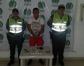 Capturado expendedor de alucin�genos en Villanueva