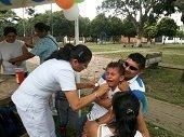 700 dosis se aplicaron durante Jornada Nacional de Vacunación en Yopal
