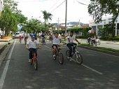 9 de septiembre d�a sin carro y sin moto en Yopal