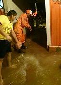 30 viviendas afectadas por inundaciones en Paz de Ariporo