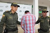 Polic�a captur� atracador que utilizaba arma de fogueo para intimidar a sus v�ctimas