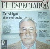 A prisi�n domiciliaria 'El Negro L�pez' por acusar a Vargas Lleras de tener v�nculos con Mart�n Llanos