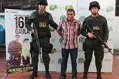 """En Yopal fue capturado cabecilla de banda de secuestradores """"Los bolivarianos"""" que delinqu�an en Arauca"""