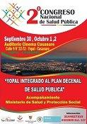 Desde hoy Congreso Nacional de Salud Pública en Yopal