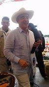 Ex presidente Uribe estará hoy en Yopal
