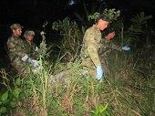 Combates del Ej�rcito y el ELN en Tauramena dejaron 2 subversivos muertos y uno m�s herido. Un oficial fue asesinado
