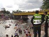 """En el Meta Polic�a Nacional implementa """"Plan Choque con el turismo"""" durante semana de receso escolar"""