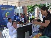Enerca realiza jornada de atenci�n a usuarios en San Luis de Palenque y Trinidad