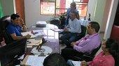 Servicio p�blico de empleo del sector hidrocarburos plantean Alcalde de Aguazul y delegados de la ONU, ANH y Mintrabajo