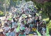 """M�s de diez mil personas acompa�aron y respaldaron el proyecto pol�tico """"Yopal lo hacemos todos"""""""