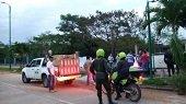 Con desordenes en el municipio de Lejan�as y normalidad en el resto del departamento el Meta eligi� sus gobernantes