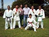 En  Sabanalarga se fortalece la pr�ctica del karate