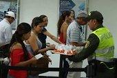 """""""No dé Papaya"""", campaña de la Policía contra el hurto en entidades financieras"""