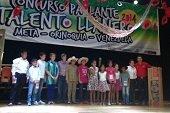 """Delegaci�n de Man� representa a Casanare en """"Pa´lante Talento Llanero"""" en Villavicencio"""