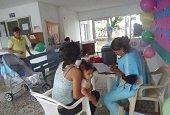 Quince puestos de vacunaci�n en Yopal en Jornada Nacional de Vacunaci�n este s�bado