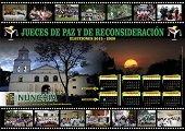 Elecciones de  Jueces de Paz y Reconsideraci�n este domingo en Nunch�a