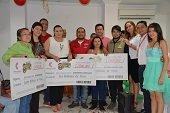 'El Tendero del A�o 2015' Premi� a los mejores de Villanueva