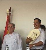 Josué Alirio Barrera Rodríguez tomo las riendas del departamento de Casanare