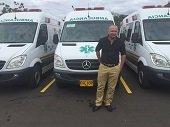 Ahora Trinidad cuenta con tres ambulancias