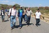 Cierre del puente sobre el río Ariporo afecta sensiblemente al norte de Casanare
