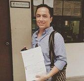 """""""Ceiba es una empresa fantasma"""". Leonardo Puentes solicit� que juez suspenda acuerdo de constituci�n"""