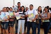 Gestora Social de Yopal entreg� kits escolares a ni�os de Llano Lindo