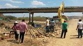 """Será habilitada """"Vía al frío"""" como paso provisional entre Paz de Ariporo y Hato Corozal mientras se repara puente"""