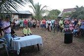 Alcalde de Paz de Ariporo socializó contrato por $ 3.200 millones para proyecto de pavimentación