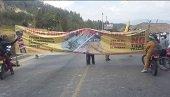 Levantados bloqueos en la vía Sogamoso - Aguazul