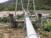 Gobernaci�n, alcald�a y EAAAY aportar�n para reconstruir paso elevado del acueducto sobre el r�o Cravo Sur