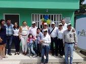Familia tauramenera vive hoy en su casa propia gracias al Plan Padrino de Parex