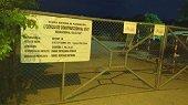 Incinerados veh�culos en parqueadero en Yopal