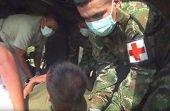Un venezolano y un menor de edad integrantes del ELN fueron neutralizados por el Ej�rcito en Puerto Rond�n