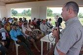 En Paz de Ariporo socializaron proyecto de pavimentación por $ 7.429 millones